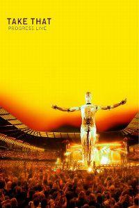 Cover Take That - Progress Live [DVD]